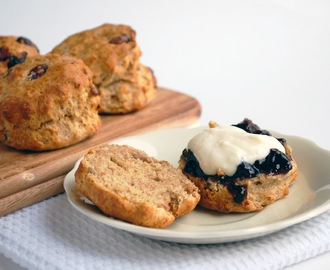 Scones- back to basics with a difference!