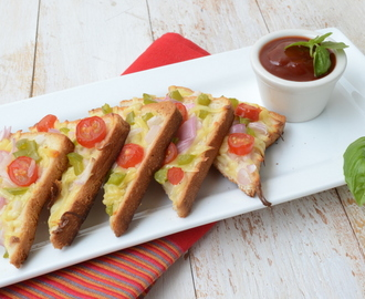 Chili Cheese Toast Recipe Enjoy Test of Italy at Your Home