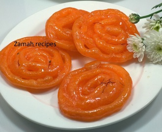 How to Make Jalebi – An Indian Pakistani Dessert Recipe