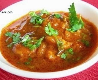 How to Make Prawn Masala Curry Recipe