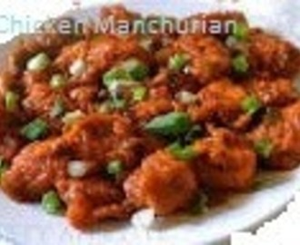 How To Make Chicken Manchurian Recipe – Indo Chinese Cuisine