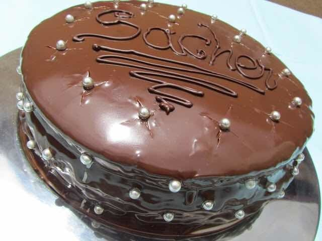 Tarta Sacher thermomix