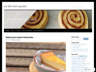 jo the tart queen