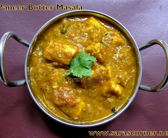 Paneer Butter Masala | Paneer Recipes