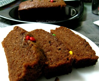 Eggless Milo Cake Loaf | Eggless Baking| Easy Kids Recipe!