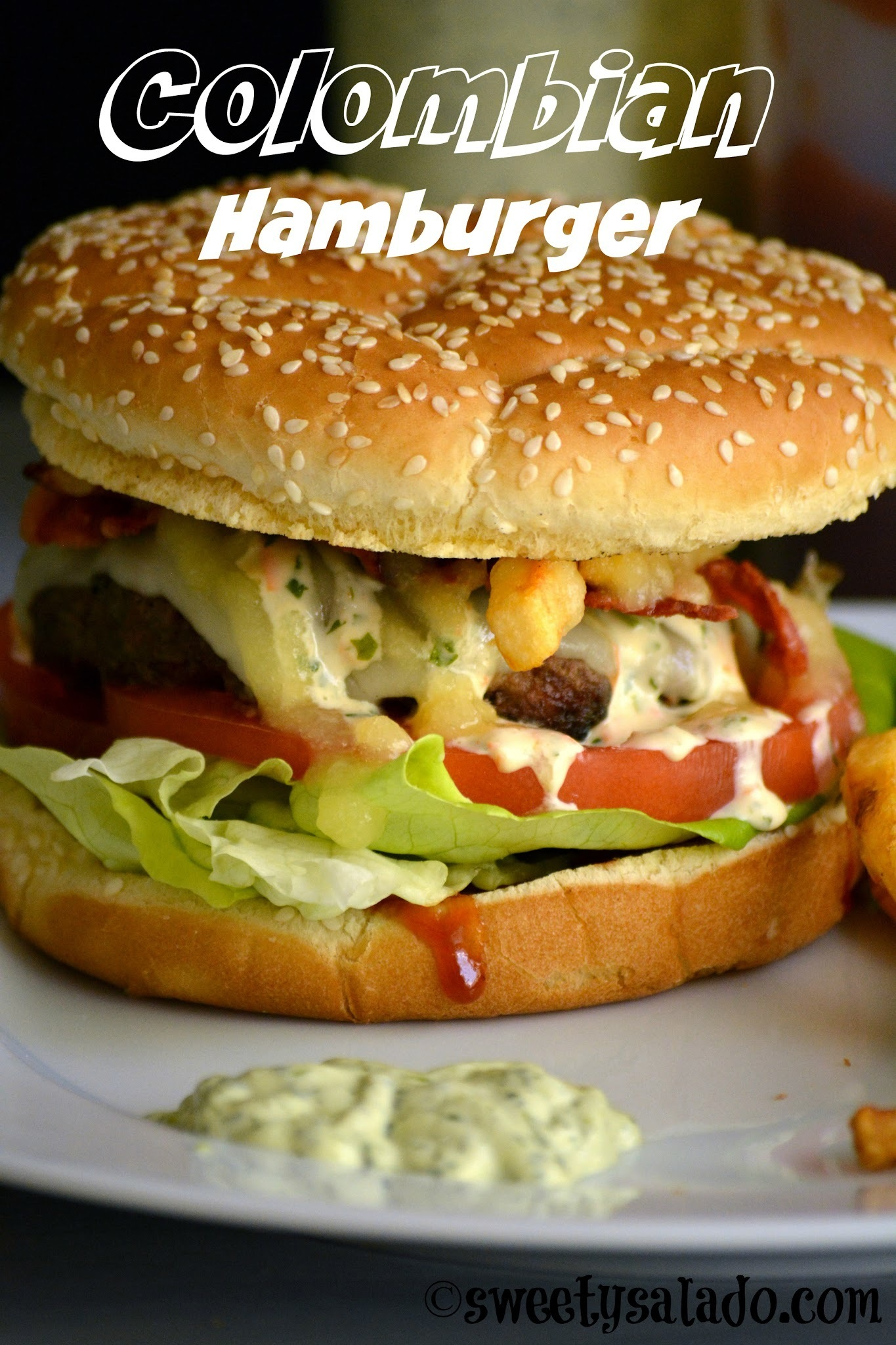 Colombian Hamburger