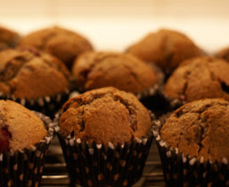 Muffins. Ikke cupcakes.