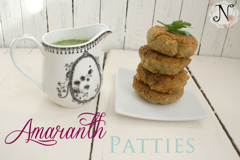 Healthy recipe: Amaranth Patties / Polpeti iz amaranta