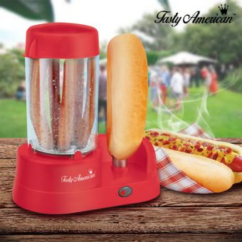 Tasty American Hot Dog Machine