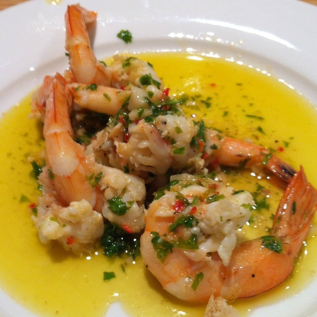 The Quickest Easiest Tastiest Prawn Dish