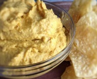 Komijn Curry Hummus