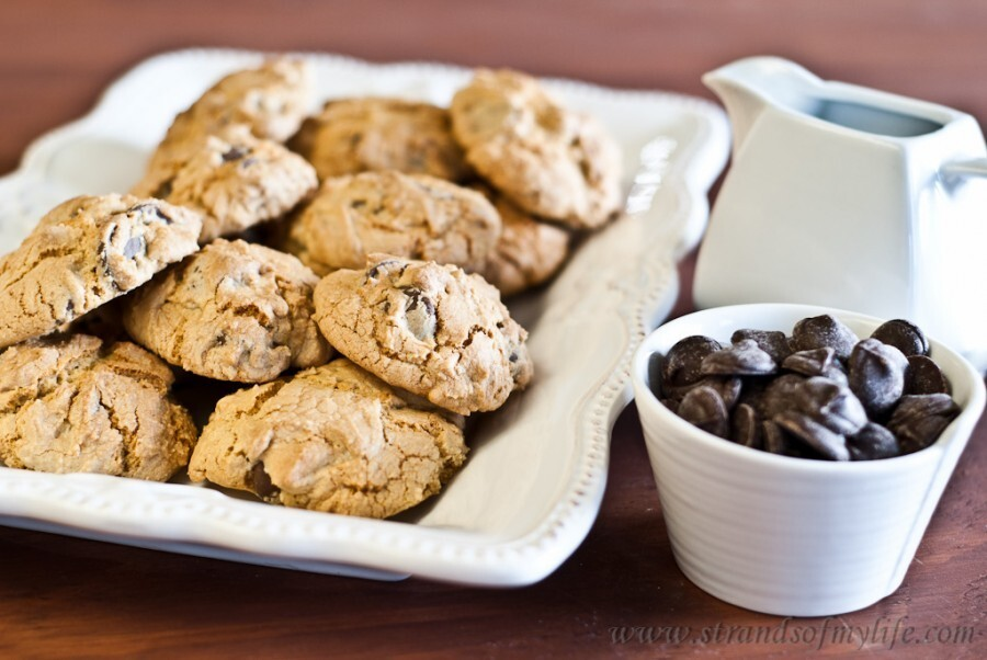 Chocolate Chip Cookies – gluten-free and low FODMAP