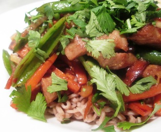 Hoisin Stir Fry