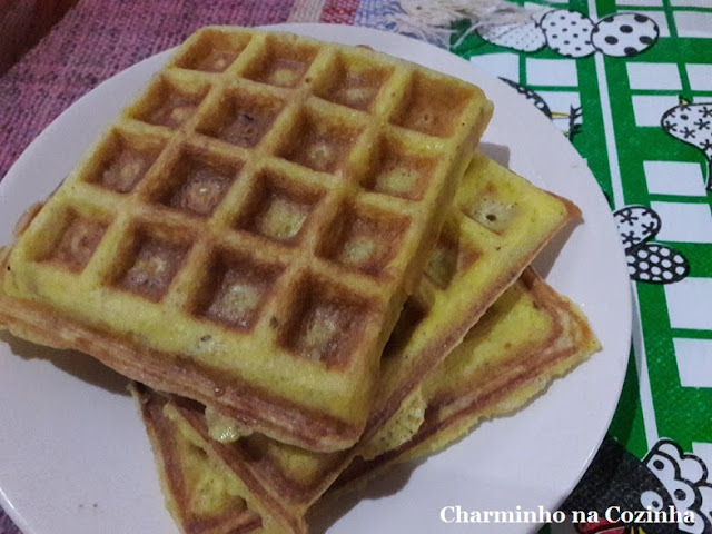 Waffle Low Carb