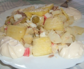 ENSALADILLA TROPICAL