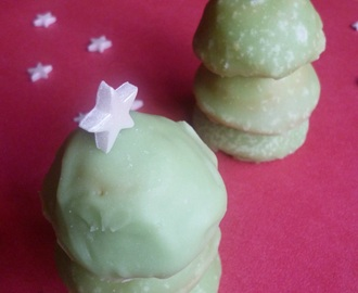 Recipe - Christmas Tree Cakes