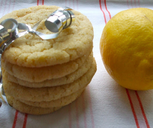 Lemon Sugar Cookies and a Giveaway!!!