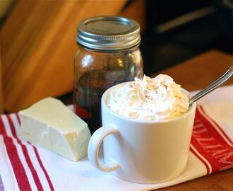Recipe Of The Day- NEW VERSIONS OF HOT CHOCOLATE