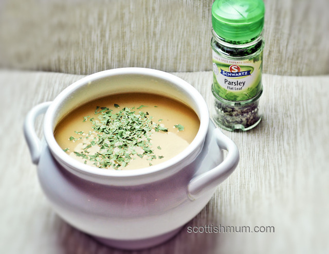 Fast Potato and Leek Vegetable Soup Recipe