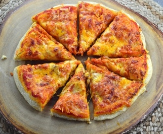 Image: Easy Peezy Pizza Dough Bread Machine Pizza Dough) Recipe - Food.com