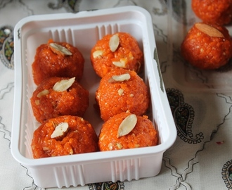 Motichoor Ladoos to Share the Sweetest News Ever