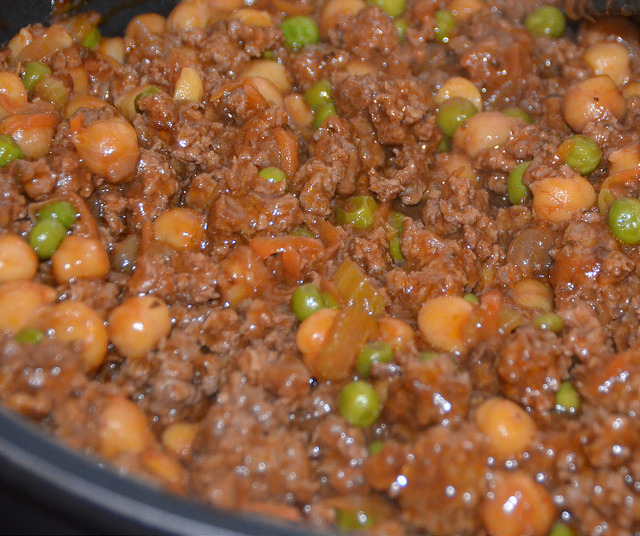 Savoury Beef Mince