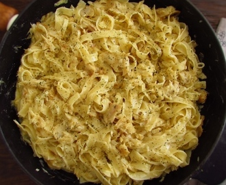 Bacalhau com tagliatelle | Food From Portugal