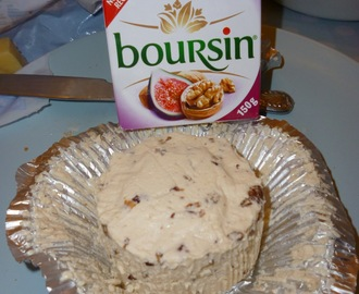 Boursin recipes for New Year's Eve