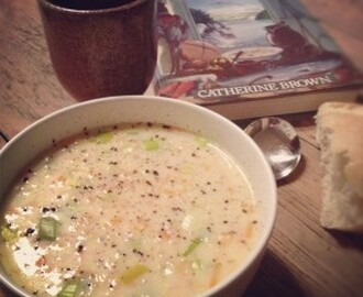 Scottish heritage recipes – Orcadian oatmeal soup