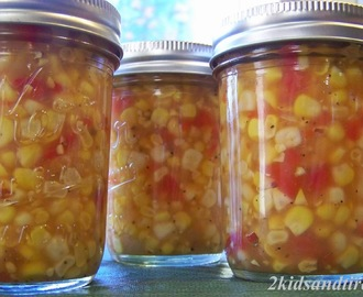Zesty Corn Relish