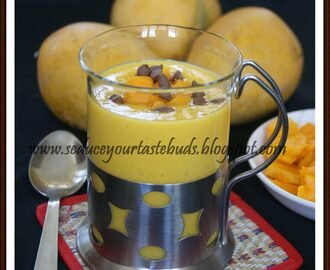 Mango Milkshake - Revisited Recipe