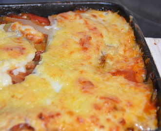 'Free From' Vegetarian Lasagne