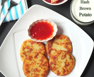 Hash Browns - Fried Potato Pancakes