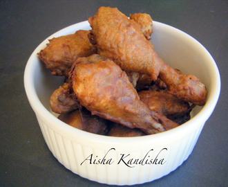 "POLLO FRITO ESTILO ""KENTUCKY FRIED CHICKEN"""