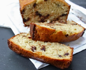 Gluten Free Chocolate Chip Coconut Bread