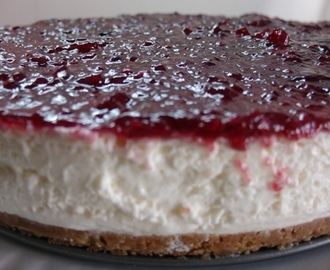 Cheese cake de frutos silvestres