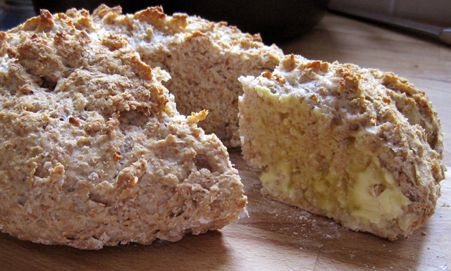 Quick Soda Bread - Nigel's Lazy Loaf