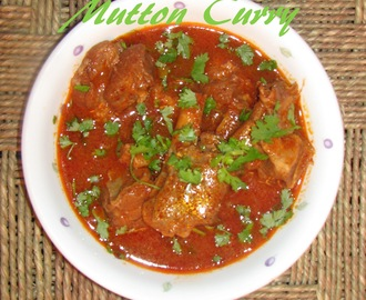 Railway Lamb/Mutton curry