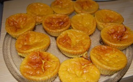 Sweet Affair_Queijadas
