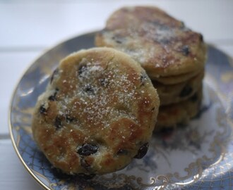 Guest posting: A Greedy Tribute to the Welsh Cake