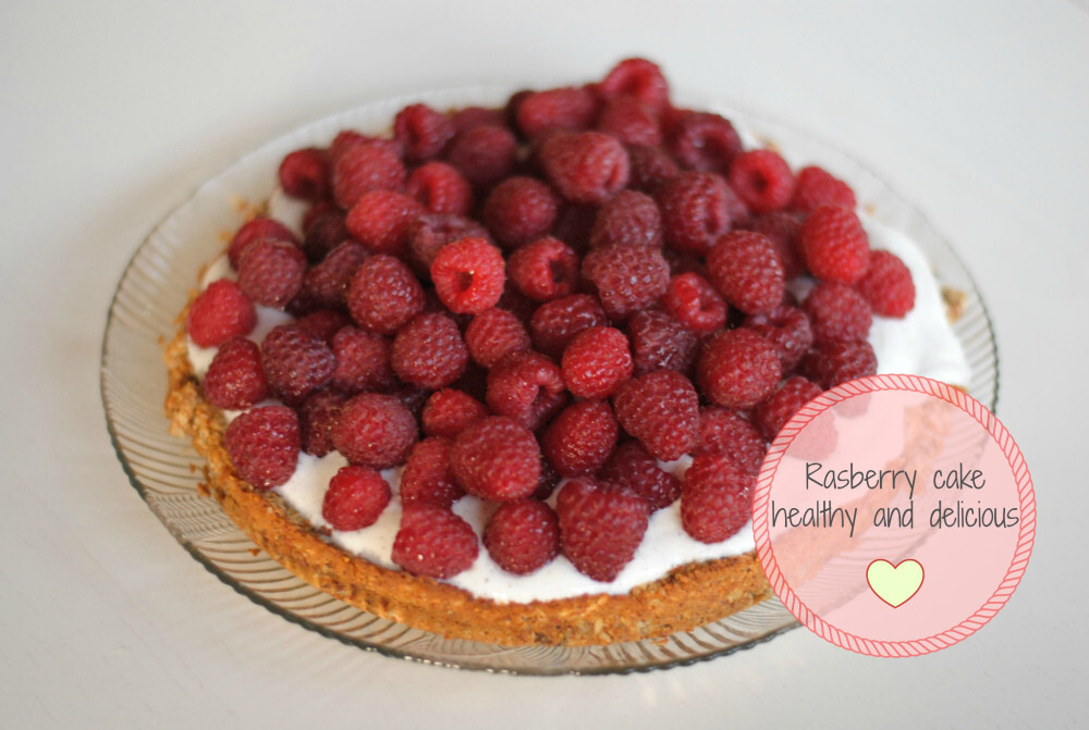 RECIPE: HEALTHY RASBERRY PIE