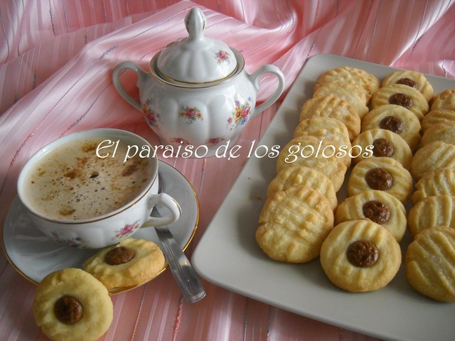 GALLETAS DE MANTEQUILLA FACILES