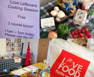 Love Food Hate Waste at Aberdeen Forward