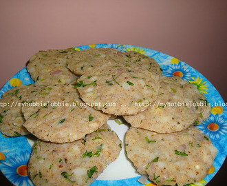 Aloo Tikkis - Potato Patties