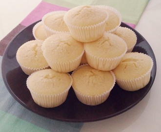 Witte Cake Cupcakes