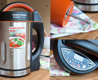 Win a Morphy Richards Soup Maker worth £99