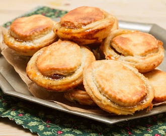 12 Recipes of Christmas: Outrageously Orange Mince Pies