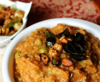Bisi Bele Bath – Karnataka one-pot rice, lentil and vegetable medley