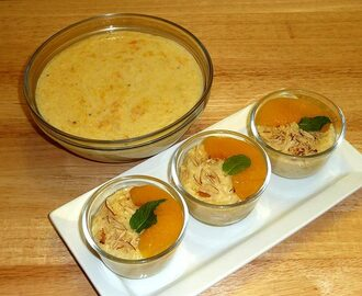 Manjula's Kitchen Peach Phirni (Rice Pudding) Post navigation