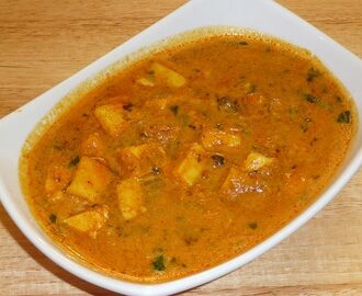Manjula's Kitchen Shahi Paneer Post navigation